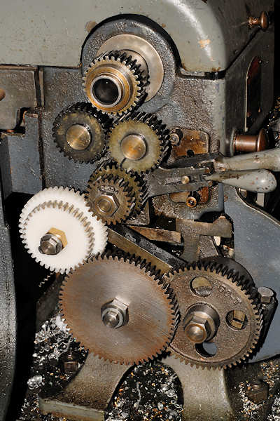 Metric Threading On The Lathe Machined Parts Services