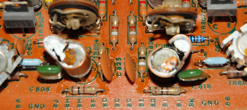 Getting Bias Current Of An Output Transistor Of An Amplifier Circuit